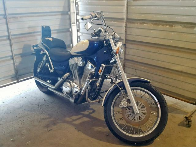 Salvage cars for sale from Copart Woodhaven, MI: 1997 Suzuki VS1400 GLP
