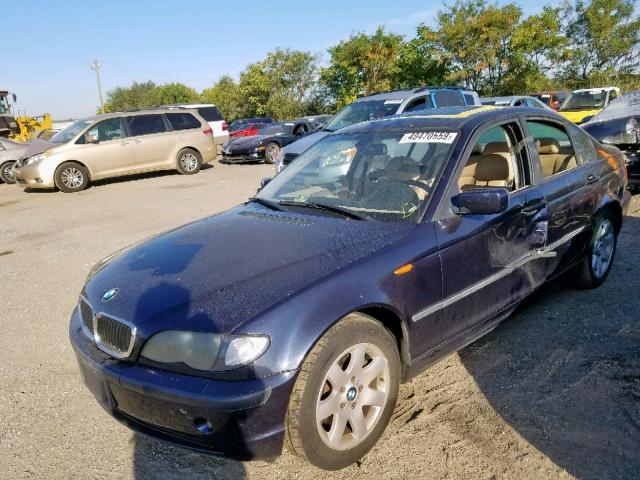 2004 BMW  325 IS SULEV