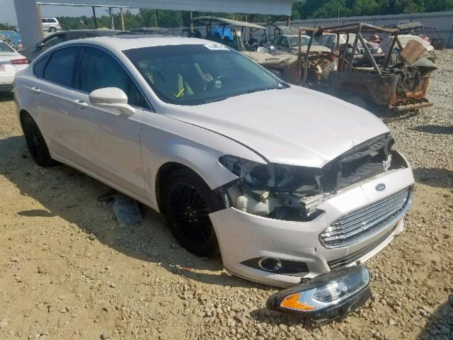 Salvage cars for sale at Memphis, TN auction: 2014 Ford Fusion SE
