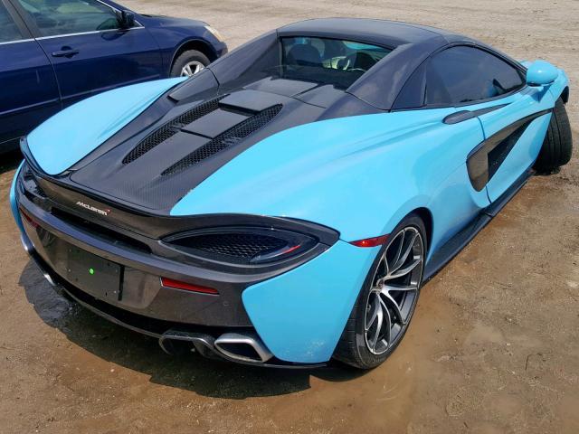 2018 MCLAREN AUTOMOTIVE 570S - 4