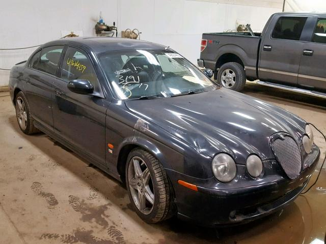 click here to view 2003 JAGUAR S-TYPE R at IBIDSAFELY