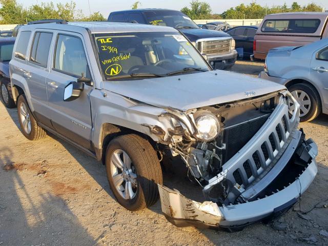 2013 Jeep Patriot Sp 2.4L