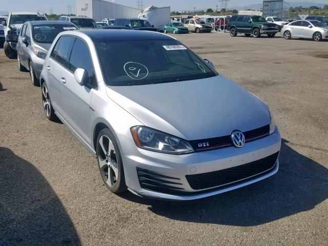 click here to view 2015 VOLKSWAGEN GTI at IBIDSAFELY