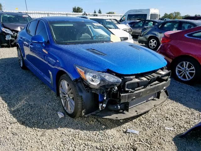 click here to view 2018 KIA STINGER at IBIDSAFELY