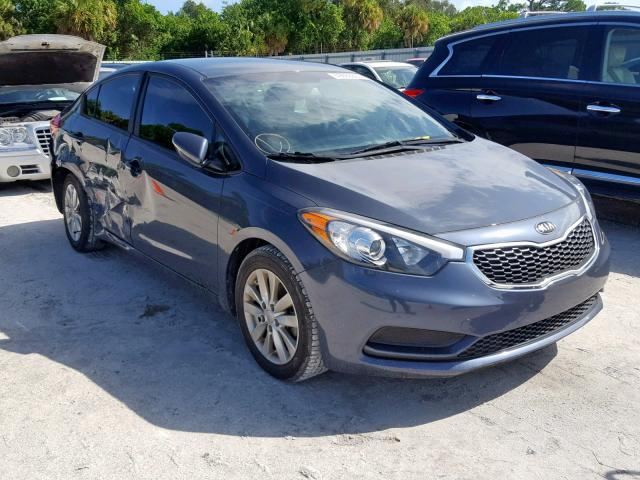 Kia Fort Pierce >> 2016 Kia Forte Lx 1 8l 4 For Sale In Fort Pierce Fl Lot 49563969