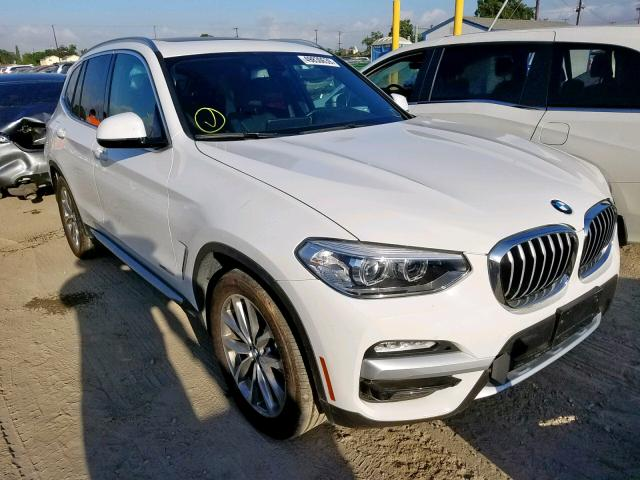 click here to view 2018 BMW X3 XDRIVE3 at IBIDSAFELY