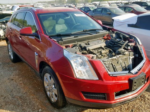 2014 Cadillac Srx Luxury 3.6L