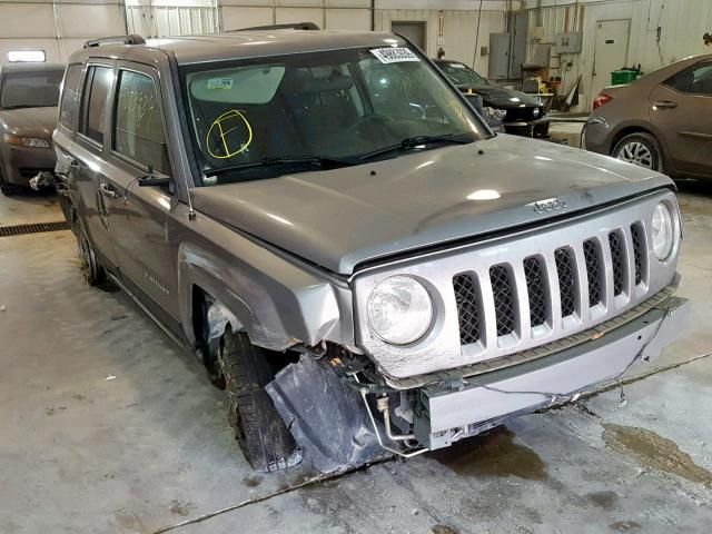 2015 Jeep Patriot Sp 2.0L