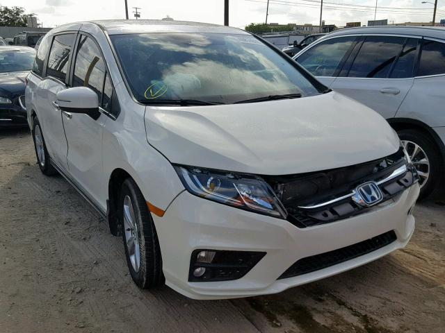 click here to view 2018 HONDA ODYSSEY EX at IBIDSAFELY