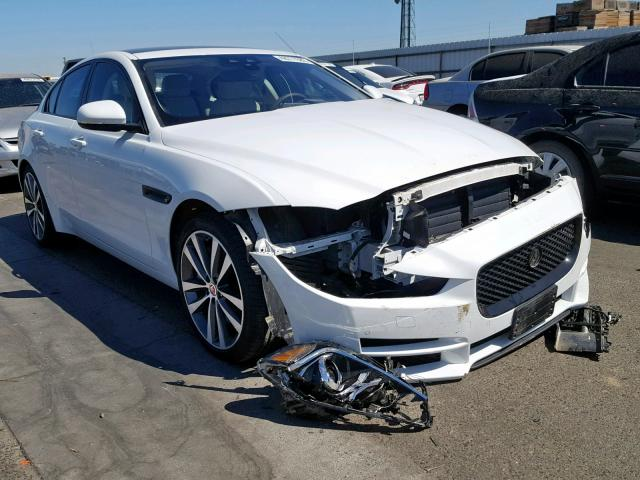 click here to view 2017 JAGUAR XE PRESTIG at IBIDSAFELY
