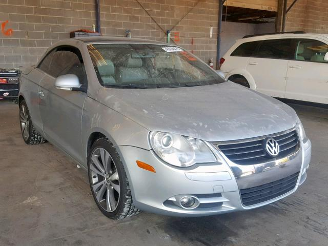 2008 Volkswagen Eos Vr6 3 2l 6 For In Cartersville Ga Lot 49658479