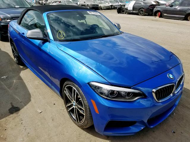 click here to view 2018 BMW M240XI at IBIDSAFELY