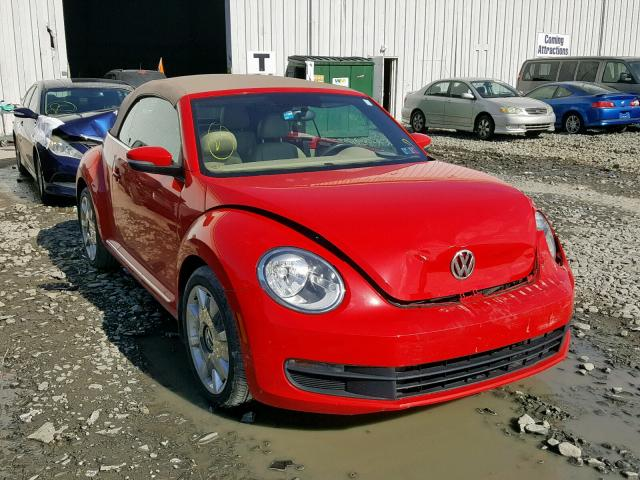 click here to view 2013 VOLKSWAGEN BEETLE at IBIDSAFELY