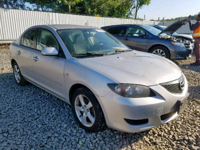 Mazda salvage cars for sale: 2005 Mazda 3 I
