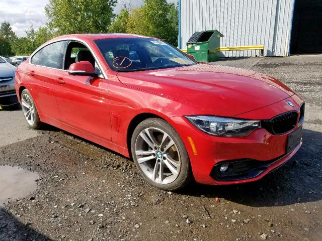 click here to view 2019 BMW 430XI GRAN at IBIDSAFELY