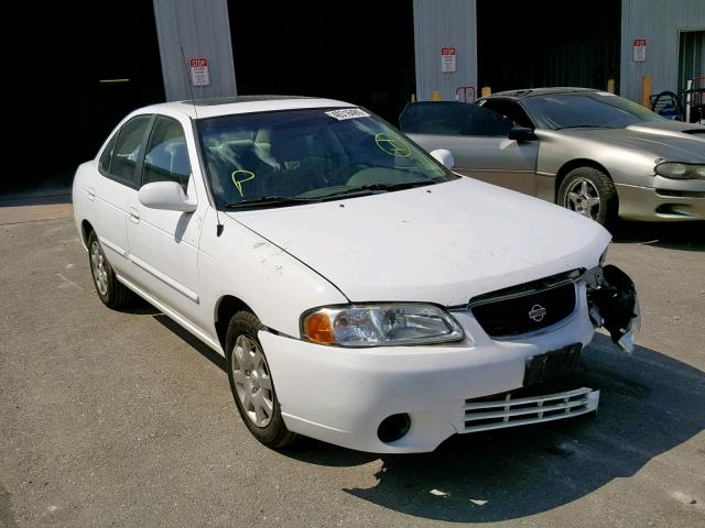 click here to view 2001 NISSAN SENTRA XE at IBIDSAFELY