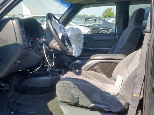 Pleasing 2002 Gmc Sonoma 4 3L 6 Llbyaa Fy Woodhaven Mi Lot 49649769 Caraccident5 Cool Chair Designs And Ideas Caraccident5Info
