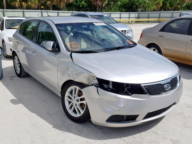 Kia Fort Pierce >> 2012 Kia Forte Ex Photos Fl Ft Pierce Salvage Car