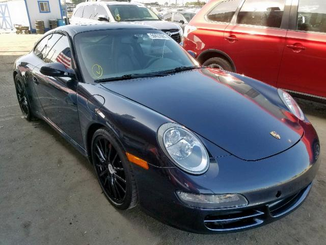 click here to view 2007 PORSCHE 911 CARRER at IBIDSAFELY