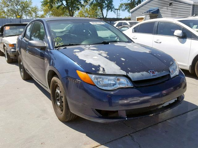 click here to view 2007 SATURN ION LEVEL at IBIDSAFELY