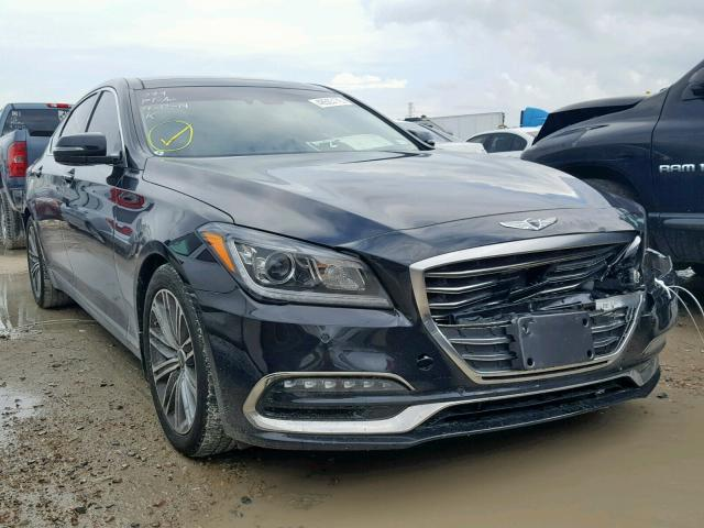 click here to view 2018 GENESIS G80 BASE at IBIDSAFELY