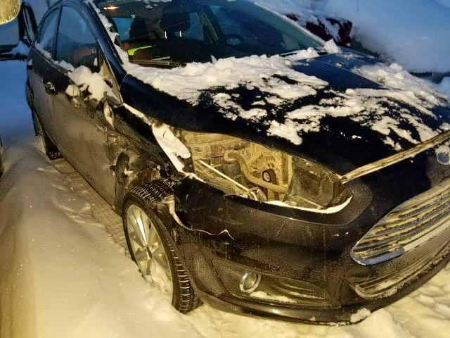 Salvage 2014 Ford FIESTA SE for sale