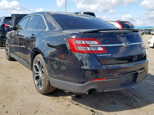 2016 Ford Taurus Sho >> 2016 Ford Taurus Sho 3 5l 6 For Sale In Woodhaven Mi Lot 49634189