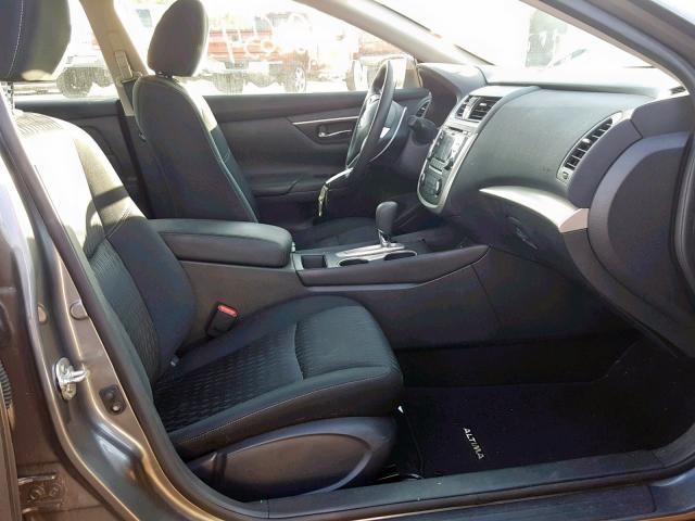 2017 Nissan Altima Interior >> 2017 Nissan Altima 2 5 2 5l 4 For Sale In Bridgeton Mo Lot 49928179