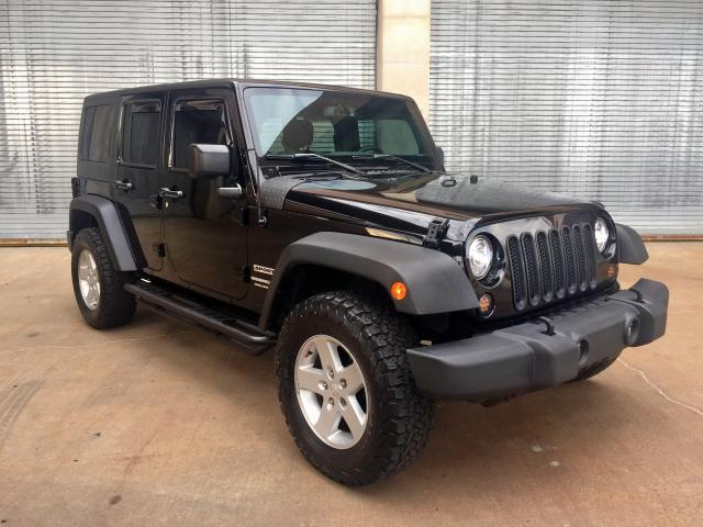 Jeep Wrangler U