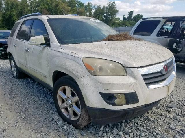 Salvage 2007 Saturn OUTLOOK SP for sale