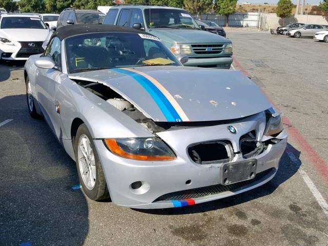 click here to view 2003 BMW Z4 2.5 at IBIDSAFELY