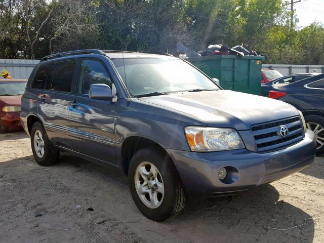 click here to view 2005 TOYOTA HIGHLANDER at IBIDSAFELY