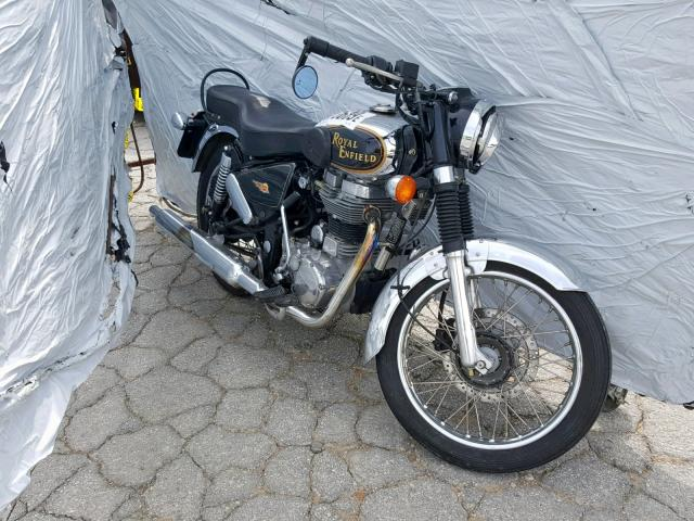 click here to view 2009 ROYAL ENFIELD MOTORS BULLET at IBIDSAFELY