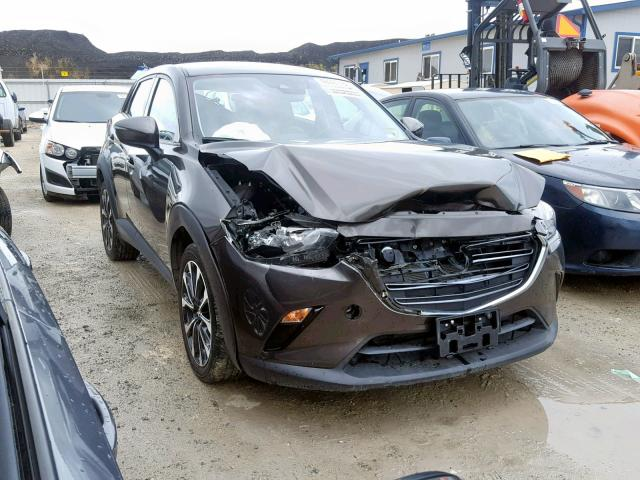 click here to view 2019 MAZDA CX-3 TOURI at IBIDSAFELY