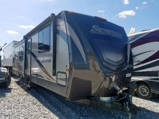 2016 Keystone Sprinter for sale in Tifton, GA