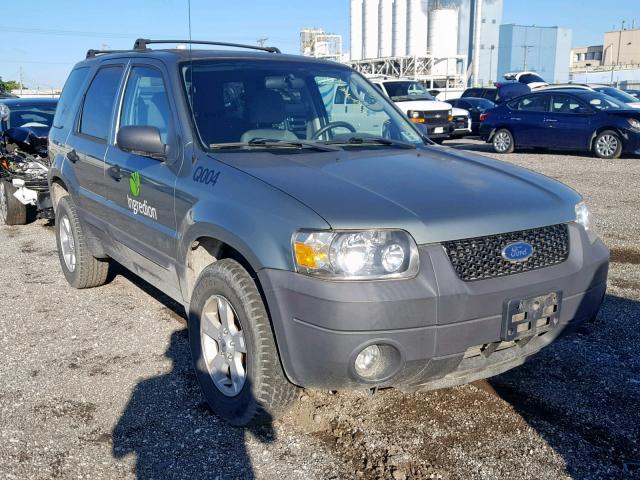 2006 Ford Escape Xlt 2.3L