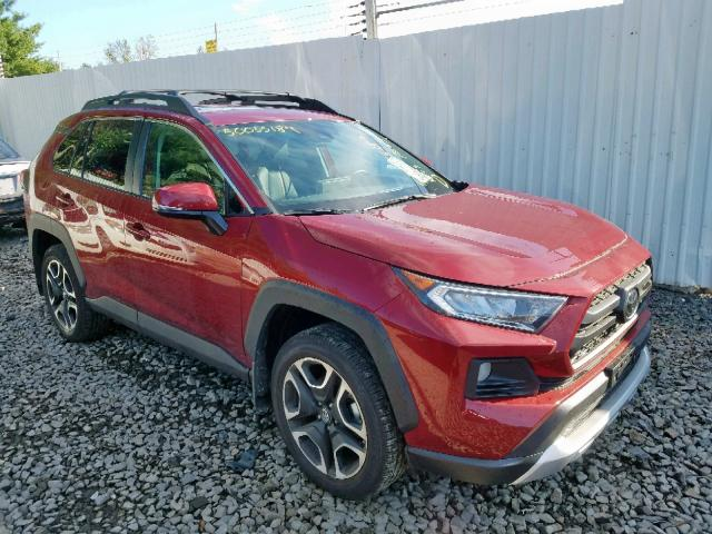 click here to view 2019 TOYOTA RAV4 ADVEN at IBIDSAFELY