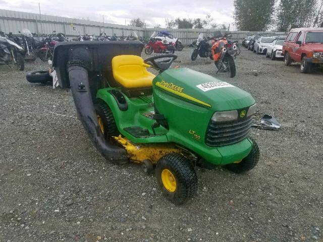 click here to view 2000 JOHN DEERE LT150 at IBIDSAFELY