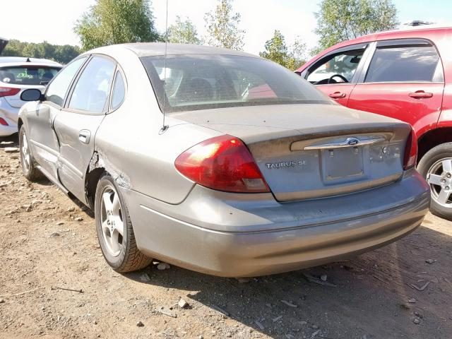 Fine 2003 Ford Taurus Se 3 0L 6 For Sale In Columbia Station Oh Lot 50040809 Machost Co Dining Chair Design Ideas Machostcouk