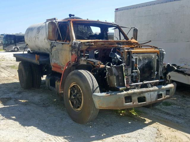Ford F800 salvage cars for sale: 1995 Ford F800