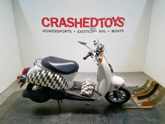 Salvage 2004 Honda CHF50 S for sale