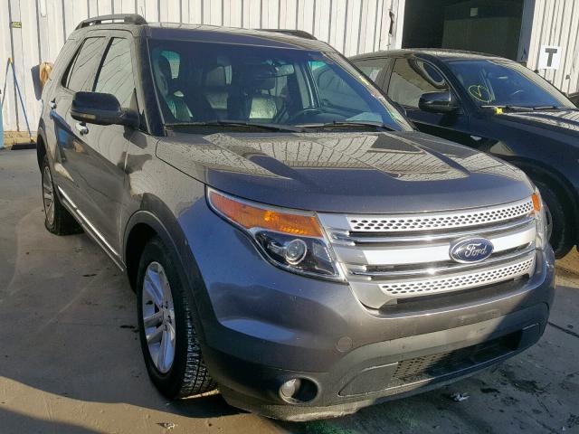 2012 Ford Explorer X 3.5L