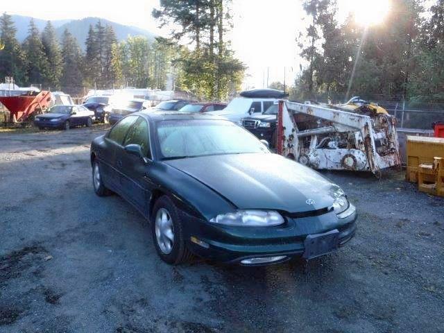 Salvage 1995 Oldsmobile AURORA for sale
