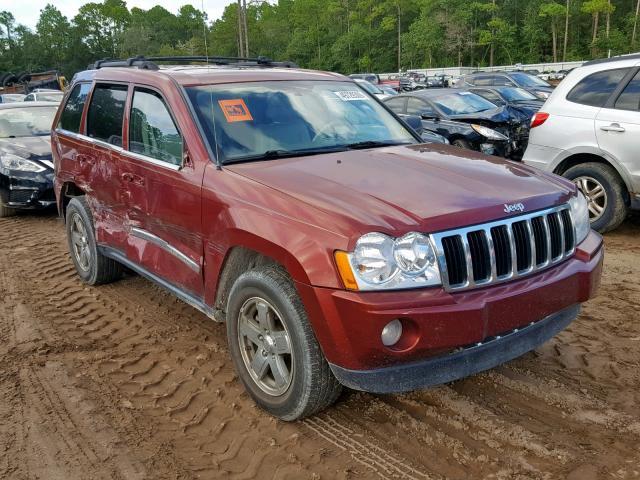 2007 Jeep Grand Cher 5.7L