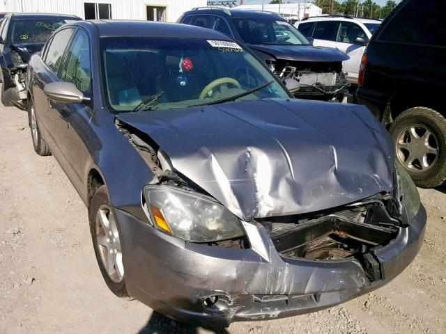 Salvage cars for sale from Copart Hartford City, IN: 2006 Nissan Altima S