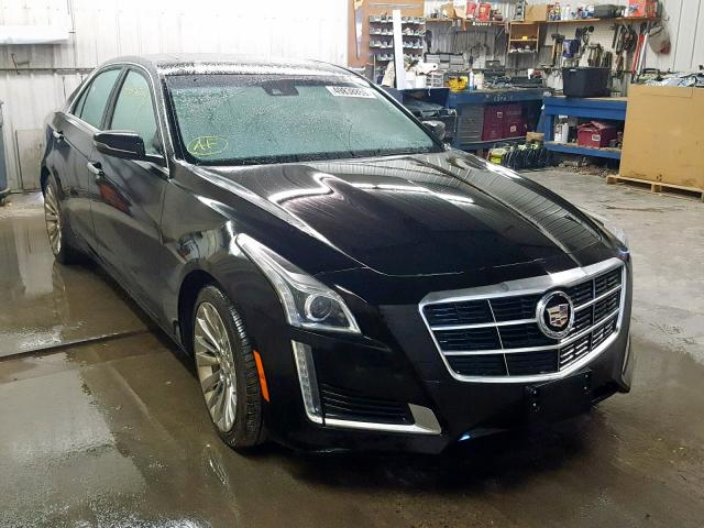 2014 Cadillac Cts Luxury 3.6L