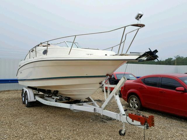 Rinker salvage cars for sale: 1996 Rinker Boat