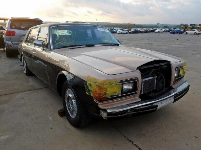 click here to view 1986 ROLLS-ROYCE SILVER SPU at IBIDSAFELY