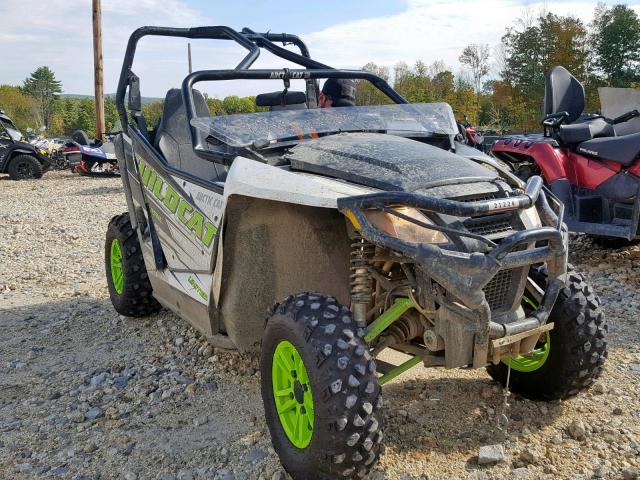 click here to view 2017 ARCTIC CAT WILDCAT at IBIDSAFELY