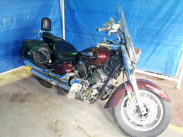 Salvage 2007 Yamaha XVS1100 for sale